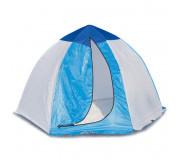 Палатка-зонт СТЭК «Классика алюминиевая звезда» (2-х местная) дышащая