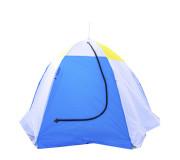 Палатка-зонт СТЭК «Классика алюминиевая звезда» (3-х местная)