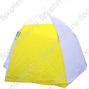 Палатка-зонт СТЭК «Классика алюминиевая звезда» (3-х местная) дышащая