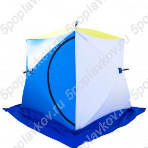"""Палатка-куб СТЭК """"Куб-2"""" (трехслойная)"""