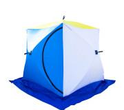 """: Палатка-куб СТЭК """"КУБ-2"""" (трехслойная) дышащая"""