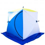 """Палатка-куб СТЭК """"Куб-2"""" (трехслойная) дышащая"""