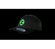 Бейсболка ZEMEX 6506MC цвет BLACK, размер OSFA