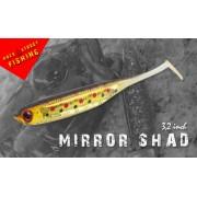 Силиконовая приманка Herakles Mirror Shad (8 см)