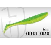 Силиконовая приманка (виброхвост) Herakles Ghost Shad (8,5 см)