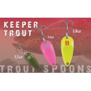 Блесна колеблющаяся Herakles Keeper Trout 2,5 г