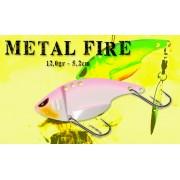 Блесна колеблющаяся Herakles Metal Fire 12 г