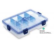 Коробка пластиковая герметичная Colmic Sealed small