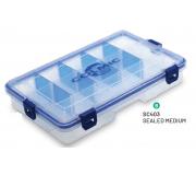 Коробка пластиковая герметичная Colmic Sealed medium