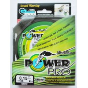 Шнур плетёный Power Pro White 135 м