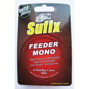 Леска Sufix Feeder mono Burgundy 150м