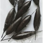 Груз спортивный быстросъемный Пирс (веретено, коричневый), 2,5г