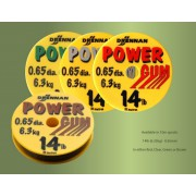 Резина фидерная Drennan Power Gum 10м