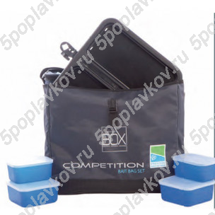 Набор Preston Innovations Competition Bait Bag Set
