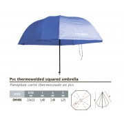 Зонт Colmic квадратный PVC 2,50Х2,50м