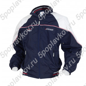 Куртка Colmic Bomber Maestrale (весна, осень) синяя с белым