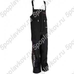 Высокие штаны на лямках из неопрена Colmic Salopette Softshell Nera
