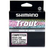 Леска Shimano Trout Competition Mono