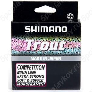 Леска Shimano Trout Competition Mono