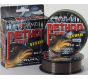 Леска Colmic Method Feeder 250 м.
