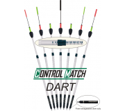 Поплавок матчевый c дротиком Cralusso Control Match with dart