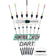 Поплавок матчевый c дротиком Cralusso Control Match with dart