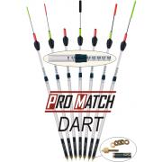 Поплавок матчевый c дротиком Cralusso Pro Match with dart