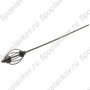 Кормушка фидерная Cralusso Ribbed feeding basket with anti tangle tube (2 шт)