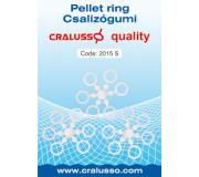Кольца силиконовые для насадки Cralusso Pellet ring