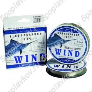 Леска флюорокарбоновая Colmic Wind (Kureha)