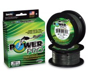 Шнур плетёный Power Pro 275м Moss Green