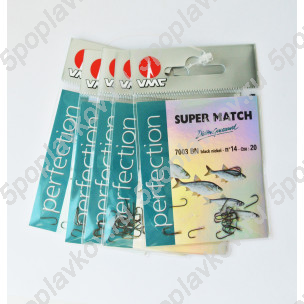 Крючки VMC 7003 BN Super Match