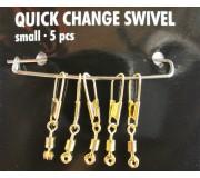 Крепёж матчевого поплавка скользящий Browning Quick Change Swivel