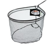 "Сетка подсачека MIDDY Match Black Ltx 22"" Curved/Spoon Net"