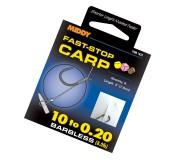 Поводки Middy Fast-Stop Carp Short