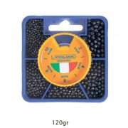 Набор грузил Colmic Ticino Fine (5 размеров, 120г)