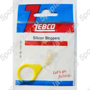 Стопор силиконовый Zebco