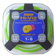 Резина штекерная Middy Hi-Viz Shock Core