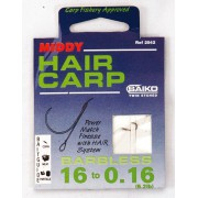 Поводки Middy Match Hair H.T.N. с волосяной оснасткой (6 шт.)