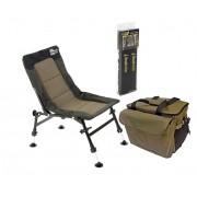 Кресло рыболовное в наборе Middy 30PLUS Eazi-Carry Ready-to-Go(Strap+Chair+Bag)