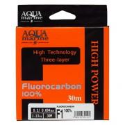 Леска флюорокарбоновая Aqua Marine F1 YGK