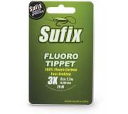 Леска Sufix Fluoro Tippet Clear прозрачная (25 м)