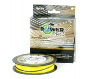 Шнур плетёный Power Pro Super 8 Slick Yellow (135 м)