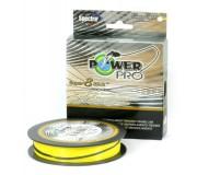 Шнур плетёный Power Pro Super 8 Slick Yellow (135 м)