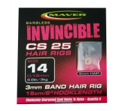 Поводки Maver Invincible Hair Rigs CS25