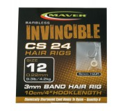 Поводки Maver Invincible Hair Rigs CS24