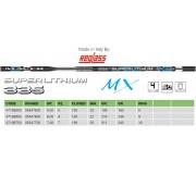 Удилище болонское Maver Superlithium 335MX 5 - 7 м