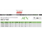 Удилище болонское Maver Superlithium 375MX 6 - 8 м