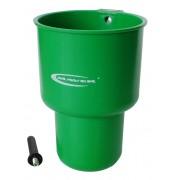 Чашка прикормочная зеленая Maver Double Cup