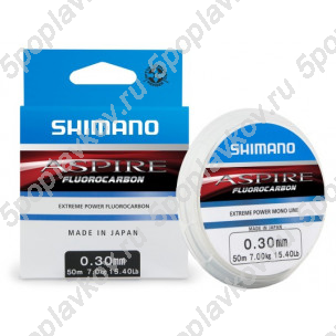 Леска Shimano Aspire Fluorocarbon (50 м)